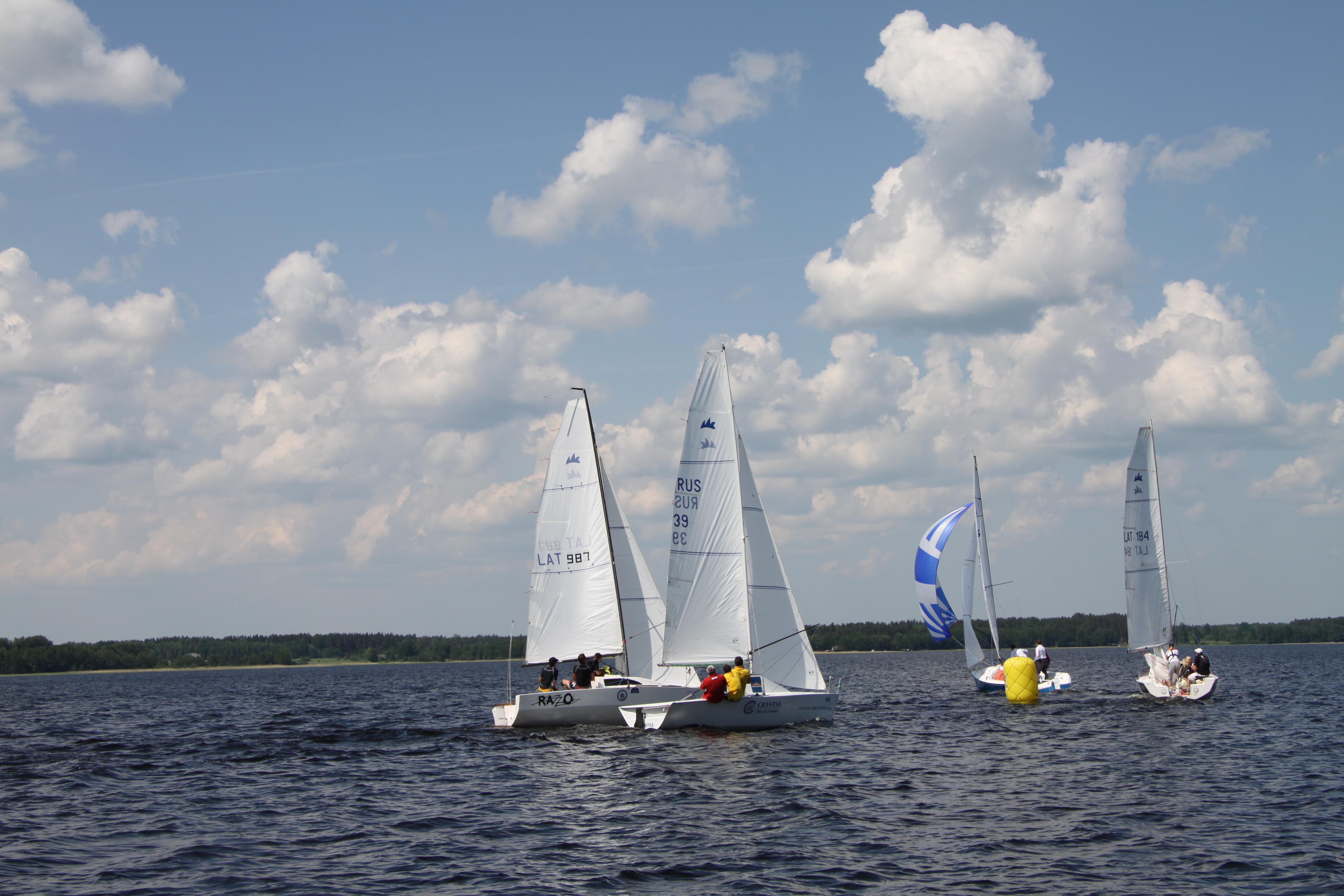(Latvian) Noslēdzies Mikro klases 2013 gada Eiropas kausa izcīņas Latvijas posms.